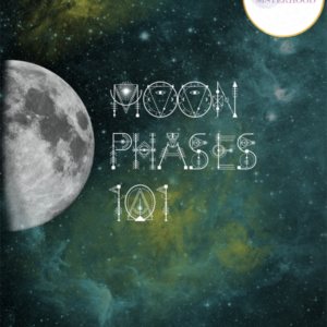 moon phases 101 ebook cover