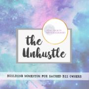 the unhustle square lg