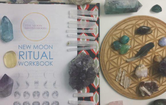FREE Printable New Moon Journal